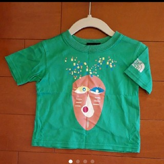 ザノースフェイス(THE NORTH FACE)のTHE NORTH FACE デザインプリントTシャツ(Tシャツ)