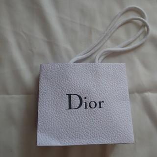 ディオール(Dior)のディオール ショッピングバッグ(ショップ袋)