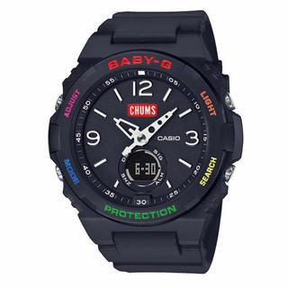 ベビージー(Baby-G)のチャムス BABY-g 新品(腕時計(デジタル))