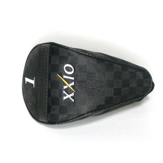 ダンロップ(DUNLOP)のゼクシオ【XXIO ドライバー用】ブラック ヘッドカバー 新品(その他)