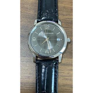 バーバリー(BURBERRY)の☆超美品☆ バーバリー BU1306 メンズ 時計 腕時計 稼働中(腕時計(アナログ))