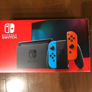 ニンテンドースイッチ(Nintendo Switch)の任天堂 Switch(家庭用ゲーム機本体)