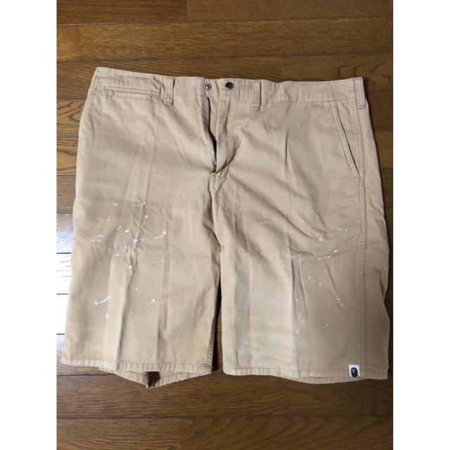A BATHING APE(アベイシングエイプ)のアベイシングエイプ*ショートパンツ メンズのパンツ(ショートパンツ)の商品写真