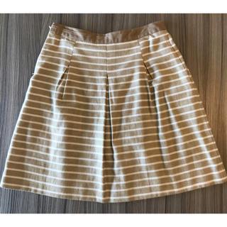 バーニーズニューヨーク(BARNEYS NEW YORK)のバーニーズニューヨークのスカート サイズ38(ひざ丈スカート)