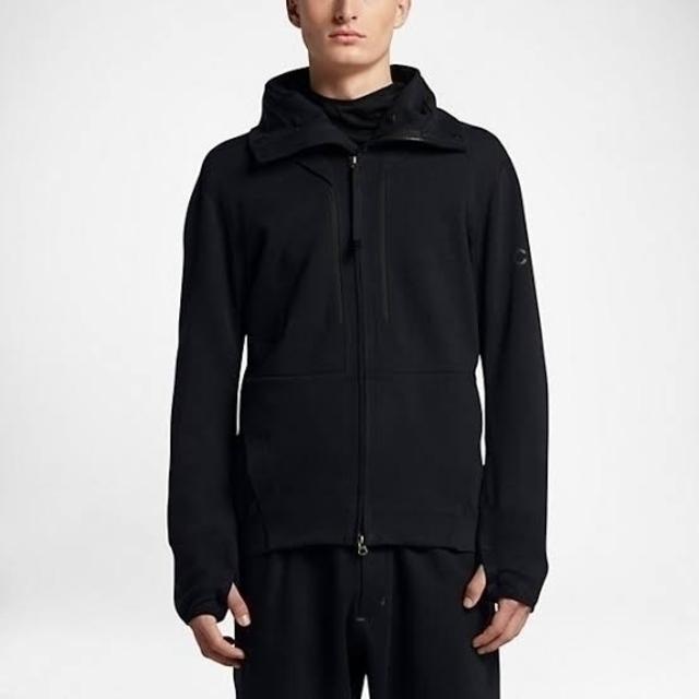 NikeLab ACG Tech Fleece Funnel Mens Hoody Size L /&  XL 851974-010