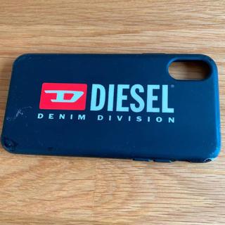 ディーゼル(DIESEL)のDIESEL iPhoneXケース(iPhoneケース)