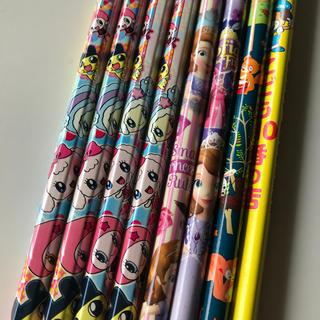 バンダイ(BANDAI)の鉛筆 たまごっち ソフィア など 8本(鉛筆)