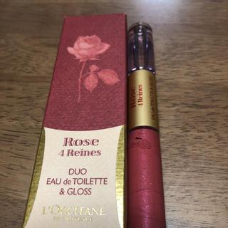 L'OCCITANE - ロクシタン ローズ オードトワレ&グロスセット 未使用