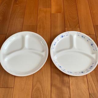 コレール(CORELLE)のコレール  ランチプレート  CORELLE 2枚セット  26cm(食器)
