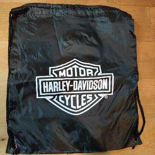 ハーレーダビッドソン(Harley Davidson)のハーレーダビッドソン ロゴ袋(その他)