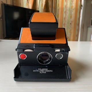 【fishFOX様専用】POLAROID SX-70 LAND CAMERA (フィルムカメラ)