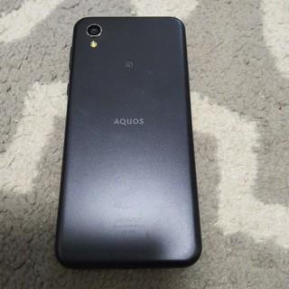 アクオス(AQUOS)のAQUOSsense2 SH-M07 ケースつき(スマートフォン本体)