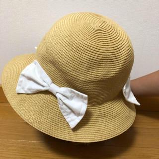 ジェニィ(JENNI)のJENNI  麦わら帽子(帽子)