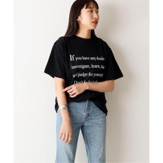 ジャーナルスタンダード(JOURNAL STANDARD)のPOETMEETS DUBWISE JOURNAL STANDARD(Tシャツ(半袖/袖なし))