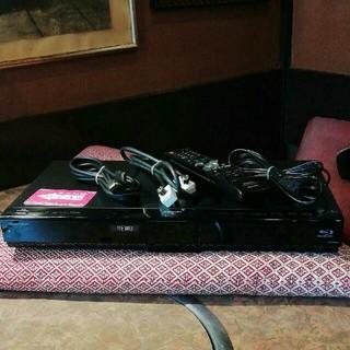 SHARP - ◎SHARP BDW515 12倍 2番組W録 500GB 外付HDDフル装備!