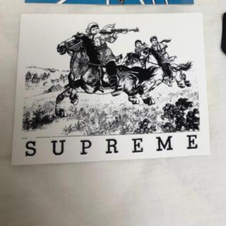 シュプリーム(Supreme)のシュプリーム ステッカー(ステッカー)