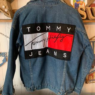 TOMMY HILFIGER - トミー デニムジャケット