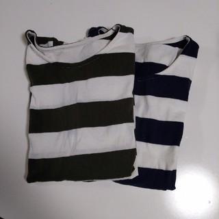 西松屋 - 授乳服 マタニティ Tシャツ2枚セット