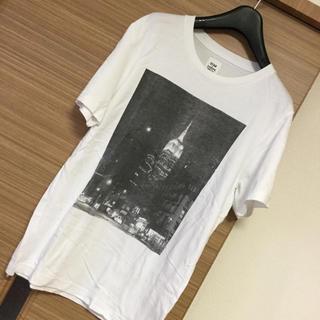 カージュ(Khaju)のSTAR STRIPE カージュ フォトプリント(Tシャツ(半袖/袖なし))