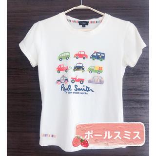 ポールスミス(Paul Smith)の【激レア】♡♡ポールスミス☆ビックロゴ カーロゴ  Tシャツ 90s 古着(Tシャツ(半袖/袖なし))