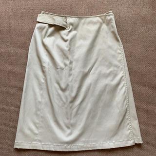 バーバリー(BURBERRY)のトーマス バーバリー スカート(ひざ丈スカート)