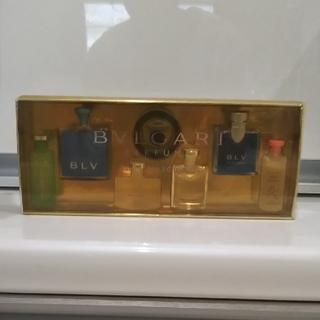 ブルガリ(BVLGARI)のブルガリ ミニ香水セット(ユニセックス)