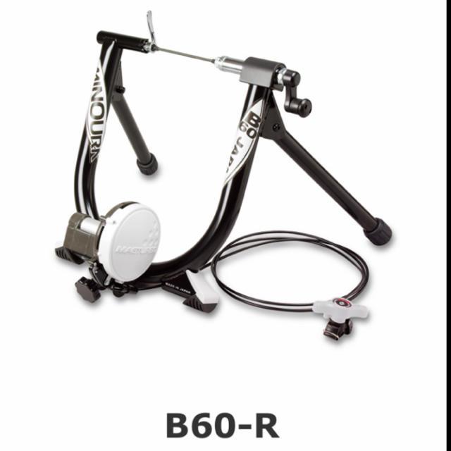 ミノウラ B-60R Mag Ride マグライド マグライザーG付 ローラー台 スポーツ/アウトドアの自転車(その他)の商品写真