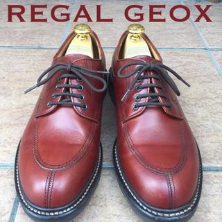 REGAL - 【新品同様】リーガル GEOX ビジネスシューズ