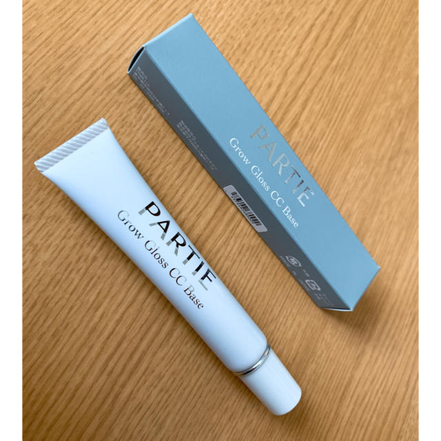PARTIE Grow Gloss CC Base コスメ/美容のベースメイク/化粧品(化粧下地)の商品写真