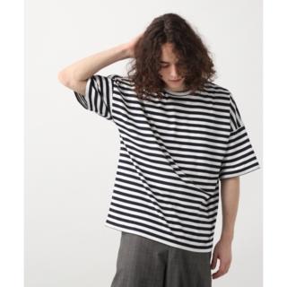 ハレ(HARE)のボーダーカットソー(HARE)(Tシャツ/カットソー(半袖/袖なし))