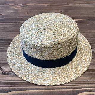 ドアーズ(DOORS / URBAN RESEARCH)のカンカン帽 52(帽子)