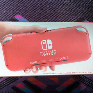 「Nintendo Switch NINTENDO SWITCH LITE コー(家庭用ゲーム機本体)
