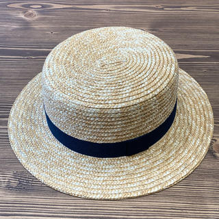 ドアーズ(DOORS / URBAN RESEARCH)のカンカン帽 54(帽子)