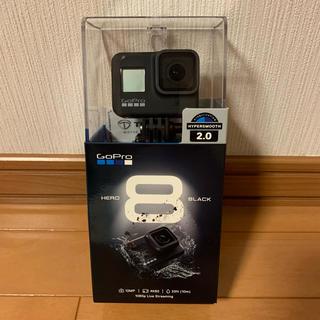 【新品未開封】GoPro HERO8 Black CHDHX-801-FW(ビデオカメラ)