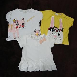 ザラキッズ(ZARA KIDS)のZARAKIDS Tシャツまとめ売り(Tシャツ)