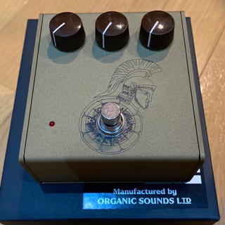 ORGANIC SOUNDS ORGANIC DRIVE Ares ver(エフェクター)