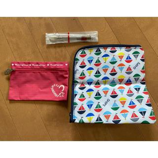 マンシングウェア(Munsingwear)のマンシングウェア 小物入れ d-select  ボールペン SHIPS(コインケース/小銭入れ)