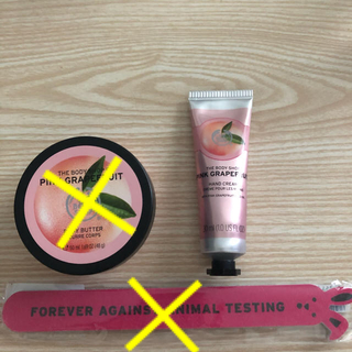 THE BODY SHOP - THE BODY SHOP ピンクグレープフルーツ