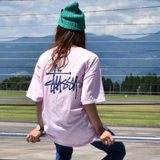 STUSSY - STUSSY ロゴ Tシャツ
