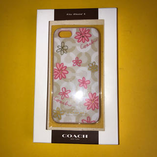コーチ(COACH)のiPhone 5 COACH ケータイケース(iPhoneケース)