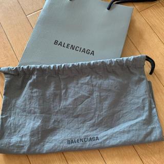 バレンシアガ(Balenciaga)のバレンシアガ ショップ袋巾着(ショップ袋)