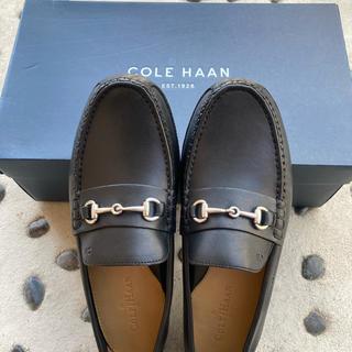 コールハーン(Cole Haan)のローファー (未使用品 訳あり)(ドレス/ビジネス)