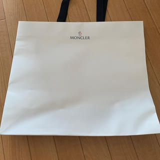 モンクレール(MONCLER)のモンクレール 紙袋(ショップ袋)