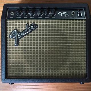 フェンダー(Fender)のギターアンプ FENDER JAPAN SQUIRE15(ギターアンプ)
