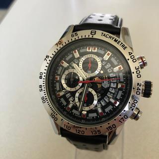 タグホイヤー(TAG Heuer)の新品未使用 TAG HEUER カレラデザインウォッチ メンズ(腕時計(アナログ))