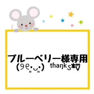 ブルーベリー様専用(୨୧•͈ᴗ•͈)◞ᵗʱᵃᵑᵏઽ*♡(TVドラマ)