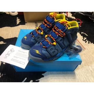 ナイキ(NIKE)のNike Air More Uptempo 96 Doernbecher bpm(スニーカー)
