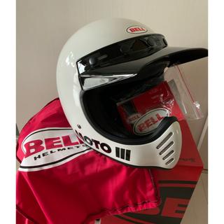 ベル(BELL)のBELL MOTO3 ヘルメット復刻版 新品未使用(ヘルメット/シールド)
