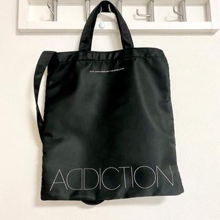 アディクション(ADDICTION)の【ADDICTION】エコバッグ(エコバッグ)