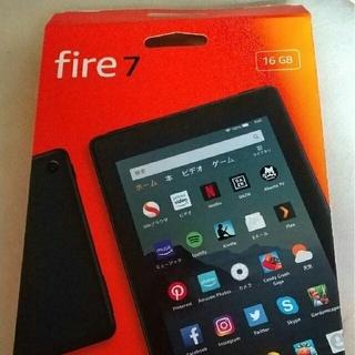 ANDROID -  (ほぼ未使用) Amazon Fire7 16G 2019年最新モデル